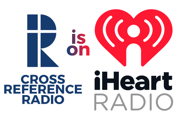 Cross Reference Radio Is On iHeart Radio